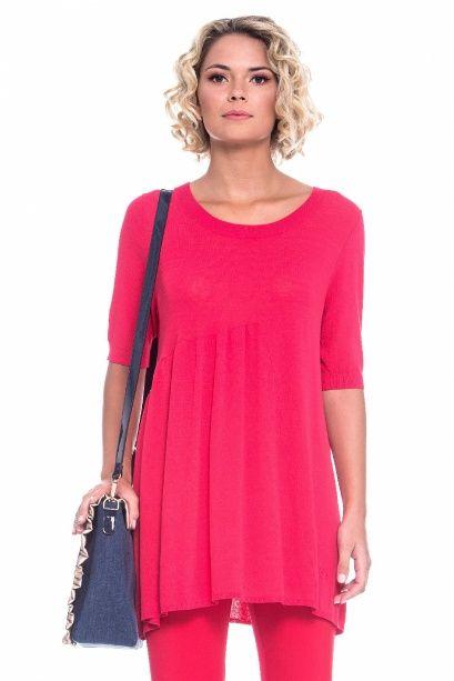 Camisola decote redondo | Roundneck sweater