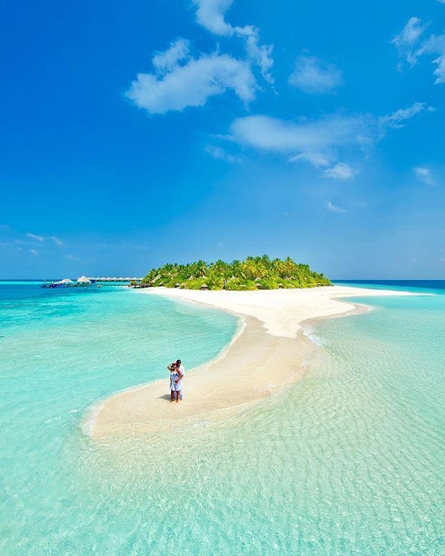 Sun Island Beach Maldives: Welcome To Sun Aqua Vilu Reef Maldives . . #maldives