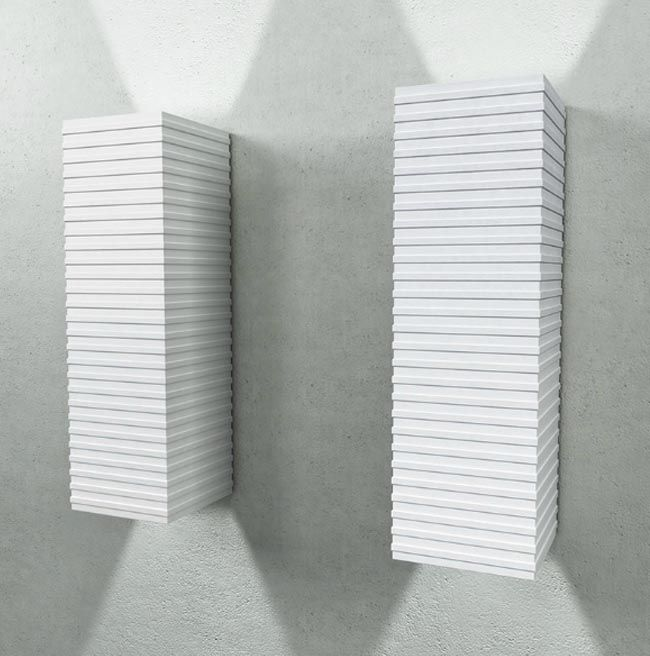 Arandela Interna e externa em Alumínio - Dimlux