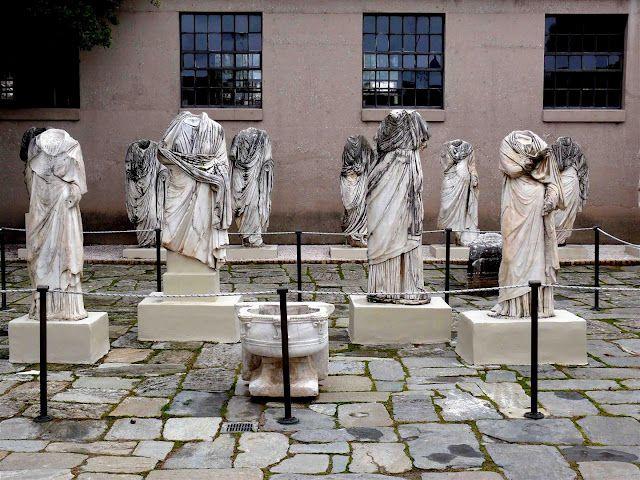Αρχαιολογικό μουσείο Κορίνθου / Archaeological Museum of Corinth, Greece…