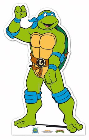 *******   Leonardo - Teenage Mutant Ninja Turtles Imagen a tamaño natural en AllPosters.es