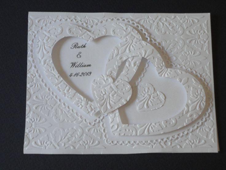 Double Heart Wedding I...