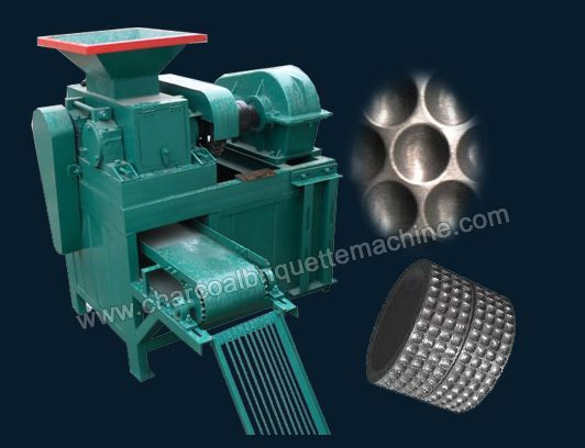 BBQ charcoal briquette machine is our hot sale charcoal making machine. The favored material for making BBQ charcoal are hardwood which have higher lignin than softwood, the common hardwood are mahogany, teak, walnut, oak, elm, aspen, poplar, birch, maple, etc. 90% of the mixture for making charcoal briquettes are char( carbonized biomass material). To make the briquettes easy to form and light, usually you need to add coal and binder to the char. E-mail: briquettepress2013@gmail.com