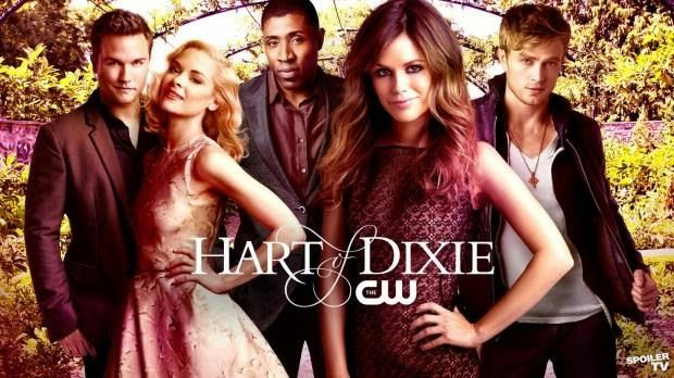TV Worth Blogging About: Genre Heavy Programming at the CW, 2014-2015 CW Schedule, Hart of Dixie season 4