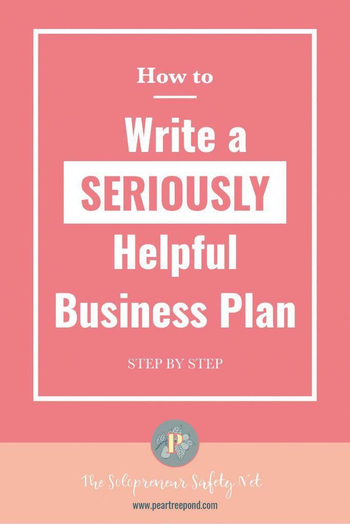 creating a solid business plan for your online business doesn t have
