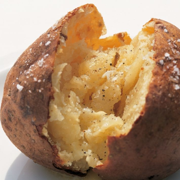 Recipe for Jacket Potatoes. *LOVE*