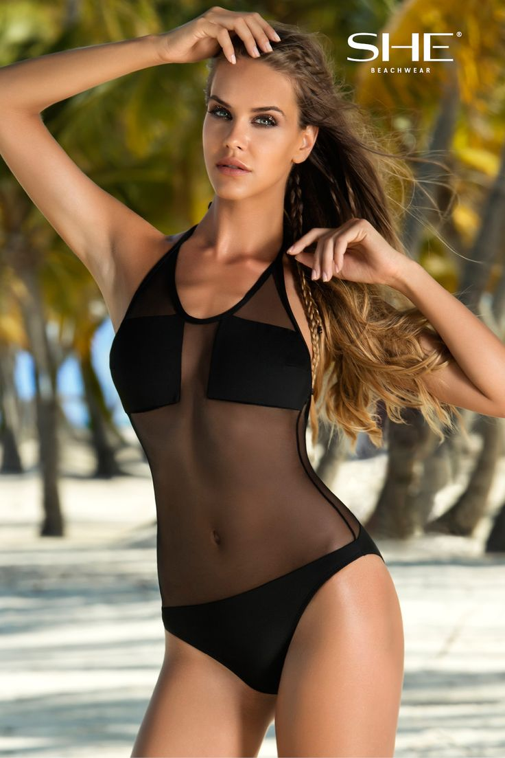 ERICA SWIMSUIT. You should have this swimsuit for sure if you'd like to be the queen of the beach! Our ERICA swimsuit ideally matches the body due to the elastic mash. Ties on the neck allows to adjust the décolleté deepness.