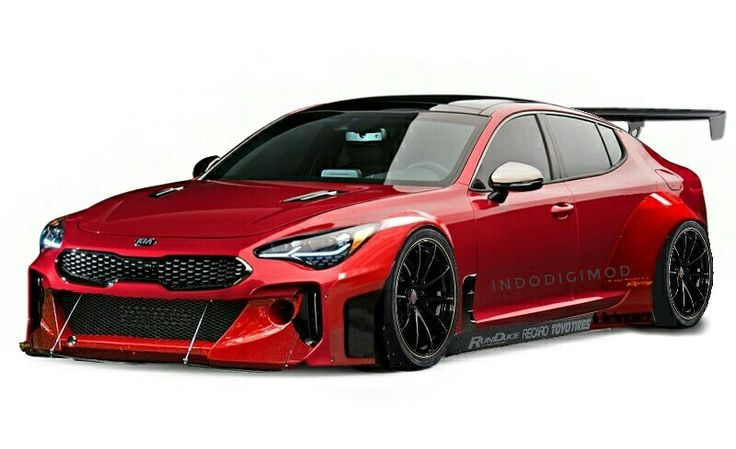 Kia Stinger GT3