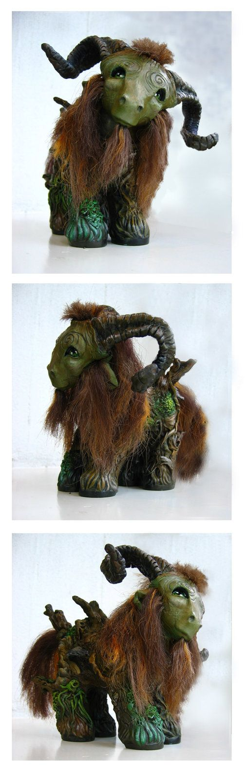 My Little Pony art mods--Pan's Labyrinth :O, if I had to have a My Little Pony, this would be mine.