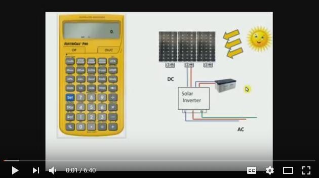 Como Calcular El Numero De Baterias En Un Sistema De Paneles Solares Instalacion De Paneles Solares Sistema De Paneles Solares Paneles Solares