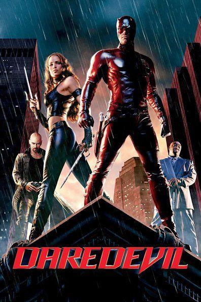 Daredevil (2003) Regarder Daredevil (2003) en ligne VF et VOSTFR. Synopsis: Avocat le jour, super-héros la nuit, Matt Murdoch possède une ouïe, un odorat, une forc...