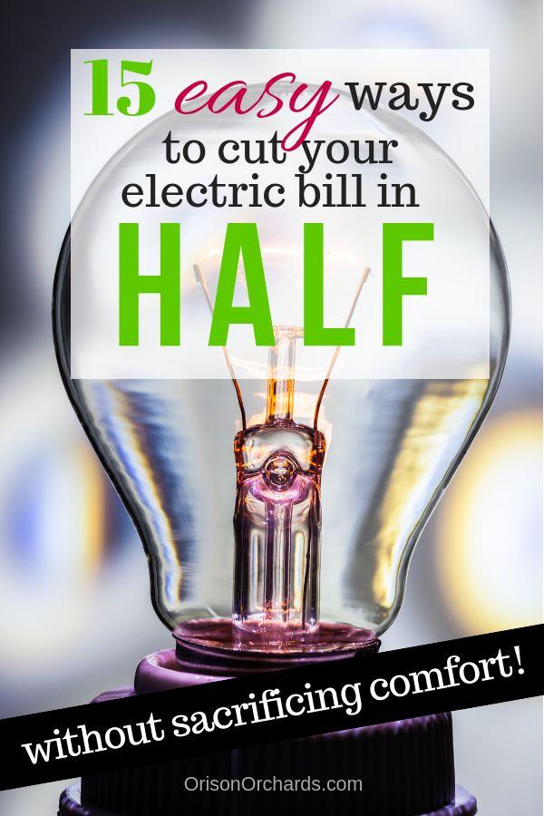 15 einfache Möglichkeiten zum Stromsparen   – Life savings