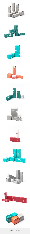 Hanbul Cosmetics - E NATURE Packaging by minimalist www.minimalist.kr