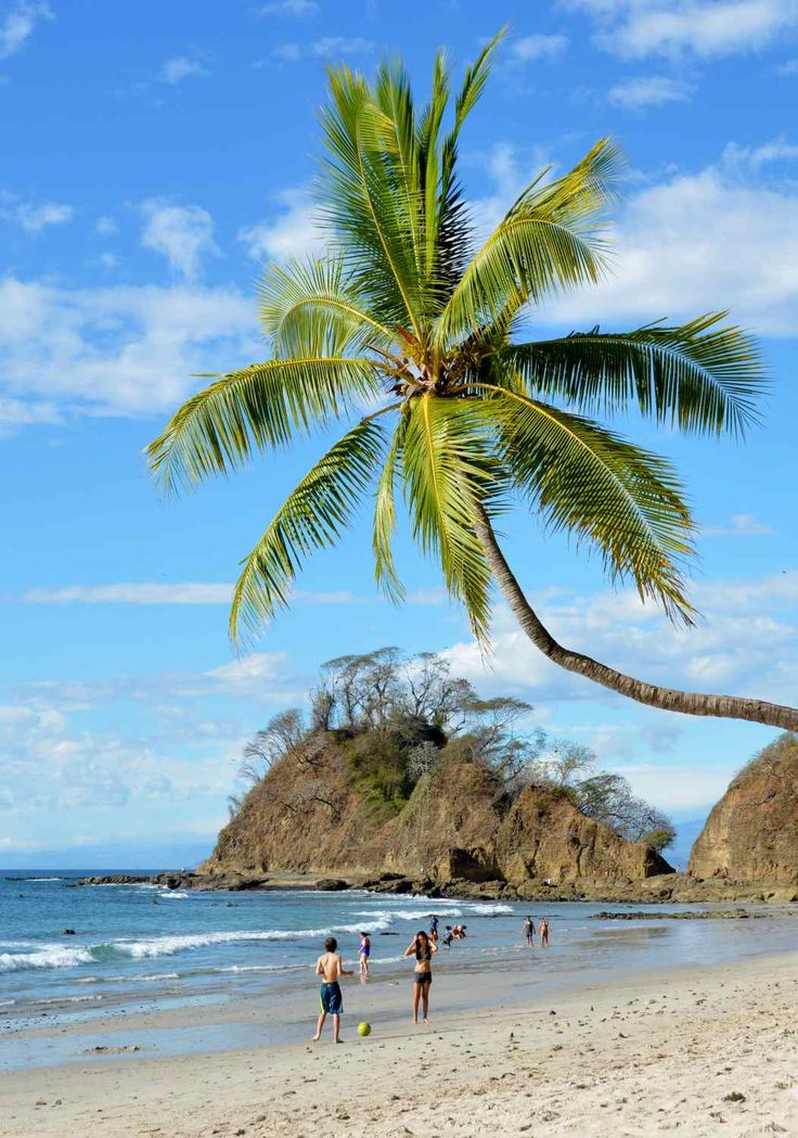 Playa Blanca, a gorgeous white-sand beach near Jaco, Costa Rica. Guide to planning your visit here: http://www.twoweeksincostarica.com/playa-blanca-near-jaco/ #CostaRica #beachvacation