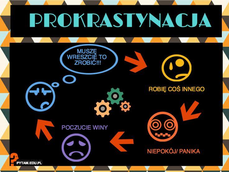 Czy jesteś prokrastynatorem, czy zwyczajnie leniwy?