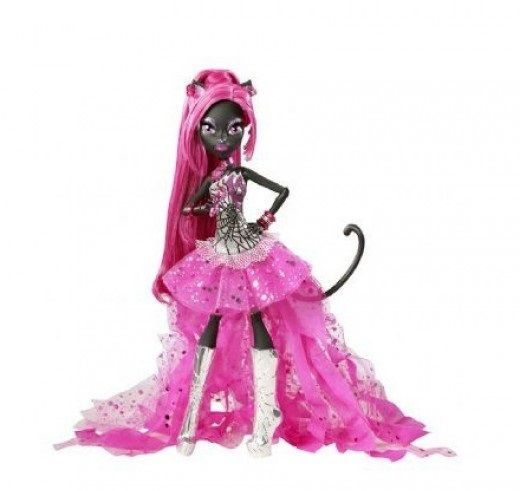 New Monster High Dolls For Late 2013 - Early 2014