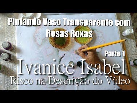 Jarra vermelha,com Rosas amarelas:Parte1 - YouTube