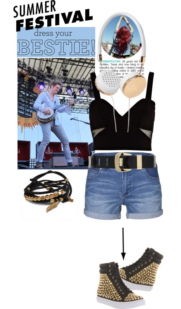 """Summer Festival Outfit"" by myfavourites on Polyvore"
