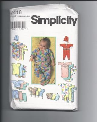 16 besten Baby sewing patterns Bilder auf Pinterest | Schnittmuster ...