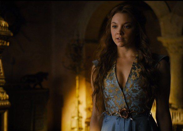 Game of Thrones fashion Margaery Tyrell: Lucky Magazine