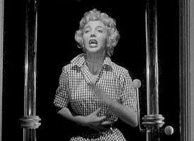 If talent really mattered Beverly Garland should have been on the A-list.  She was in a slew of low-budget features, but she never played down and always made it believable.