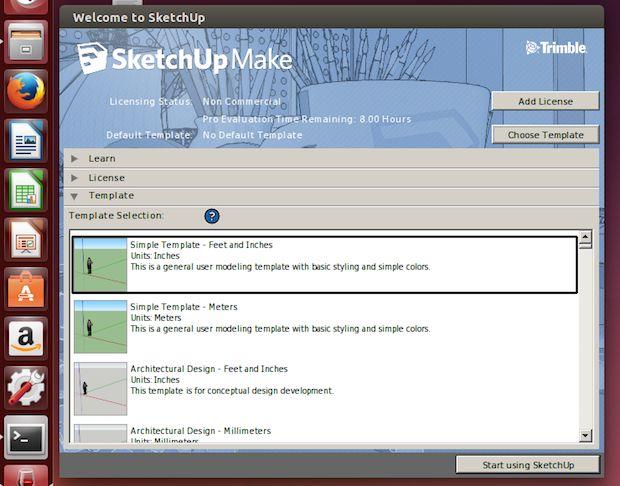 Como instalar o Google SketchUp Make 2014 no Ubuntu 14.04 usando Wine – Blog do Edivaldo
