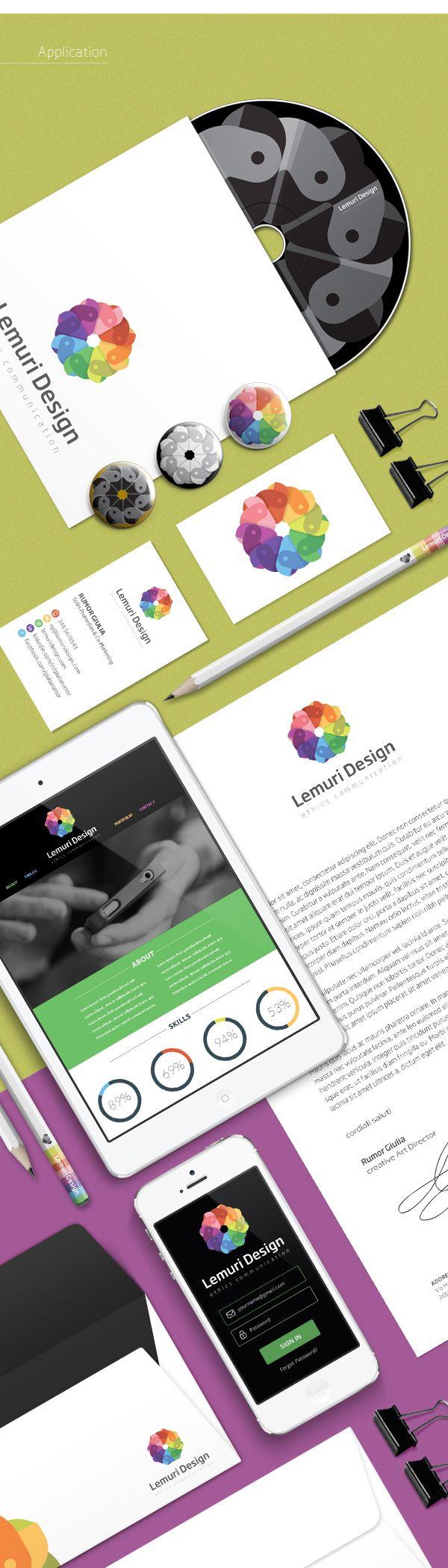 Applicazioni Lemuri Design