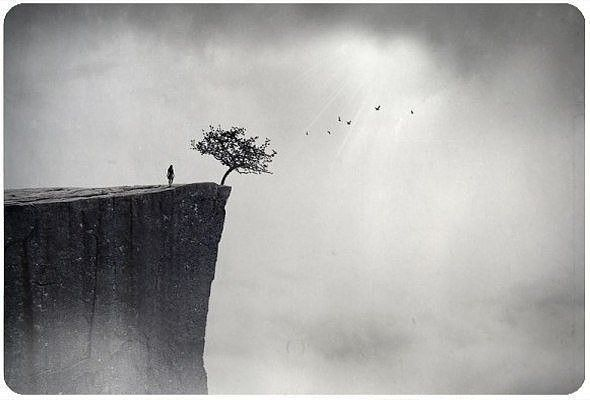 Самое сильное чувство — разочарование. Не обида, не ревность и даже не ненависть… после них остается хоть что-то в душе, после разочарования — пустота. #Бизнес #коуч #IRINA #KANUNNIKOVA http://irina-kanunnikova.com