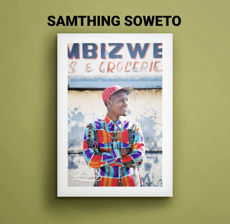 Samthing Soweto will be performing at the Sunday Concert at Littlegig 2018