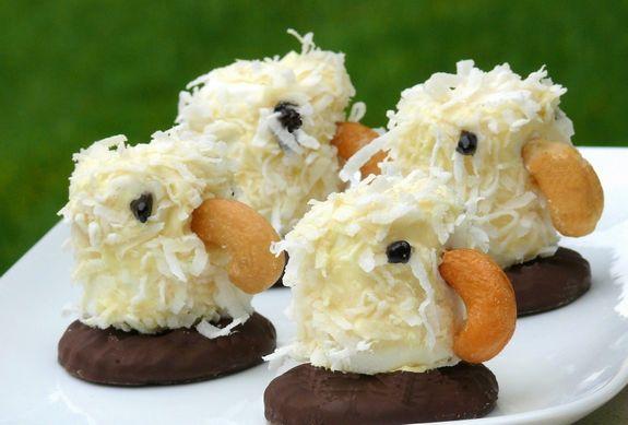 Edible Eagles ~ A Patriotic Dessert