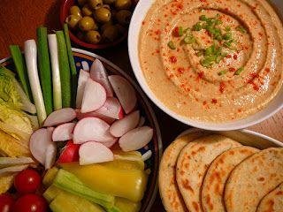 Hummusz, avagy a csicseriborsó krém ~ Receptműves