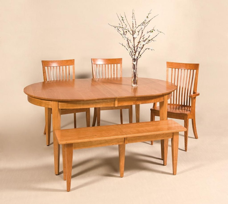 Amish Made Dining Set O Available Sizes 42 X 66 72
