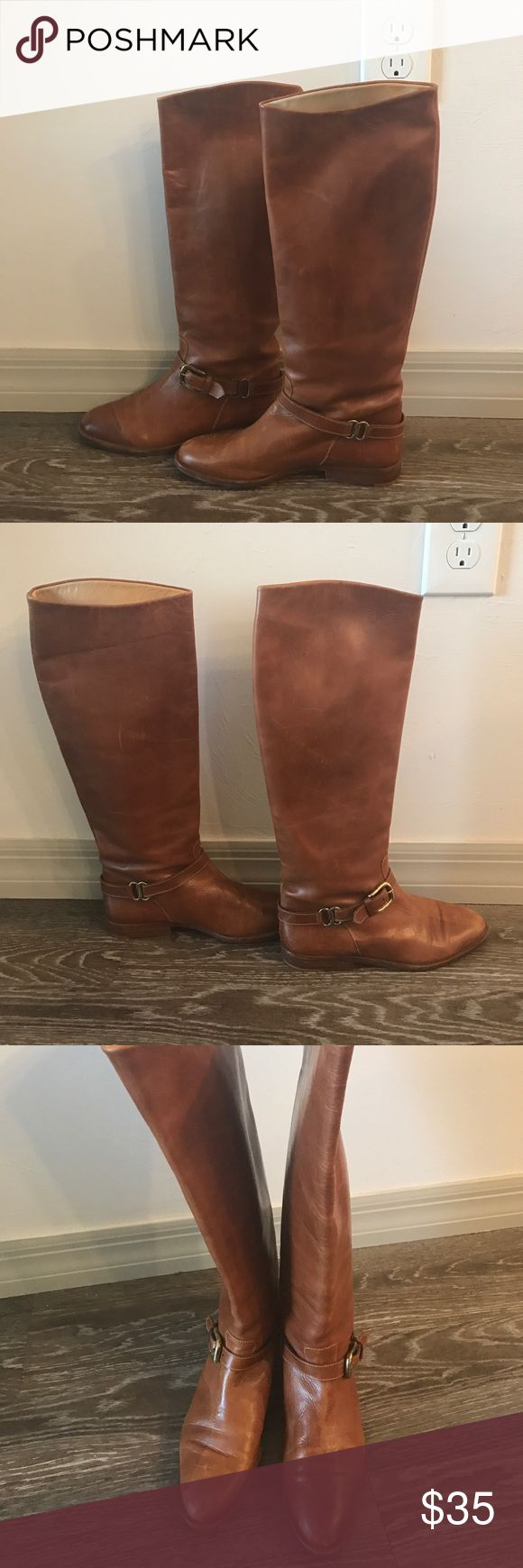 Joan & David handmade in Italy Good lightly used condition. Just need cleaning. Soft lux leather Joan & David Shoes Over the Knee Boots