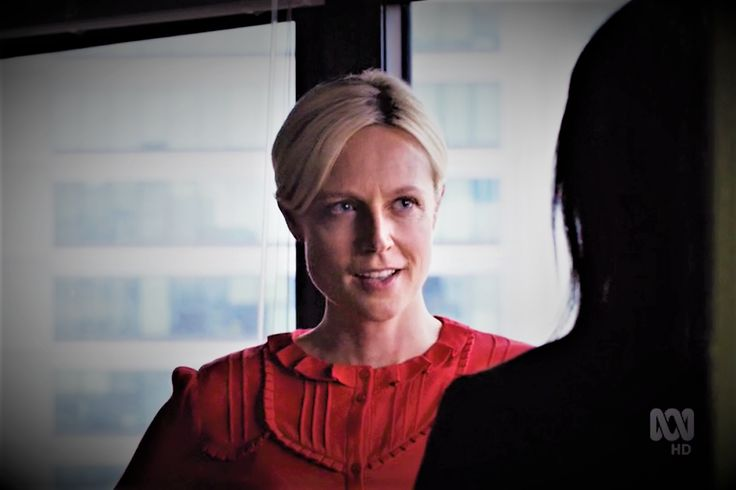 Janet King flirting and in love ❤️ Marta Dusseldorp. Bianking.
