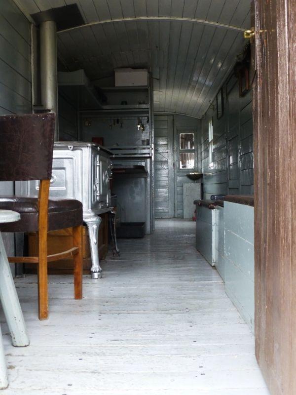 La Trochita  Old Patagonian Express