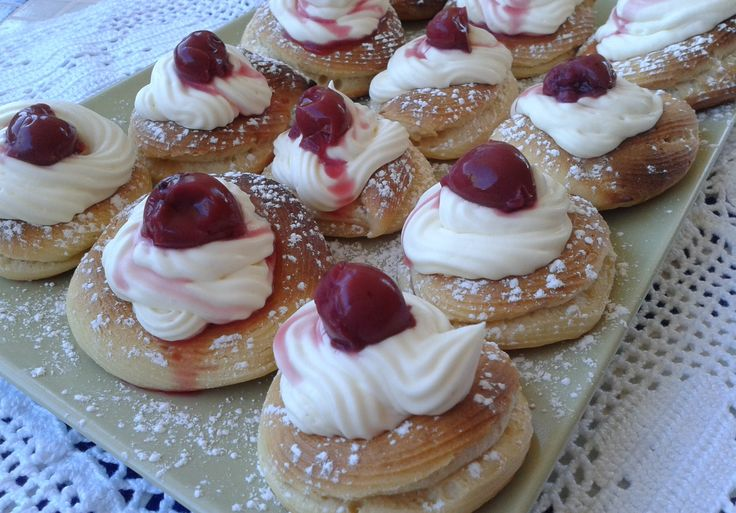 Zeppole are traditionally consumed during the Festa di San Giuseppe (Saint Joseph's Day) which is also Father's day in Italy, celebrated every March 19, wh
