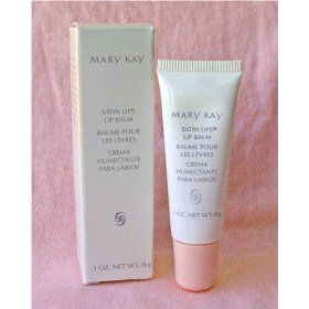 Mary Kay Satin Lips mask... Gets rid of dead skin, amazing stuff!