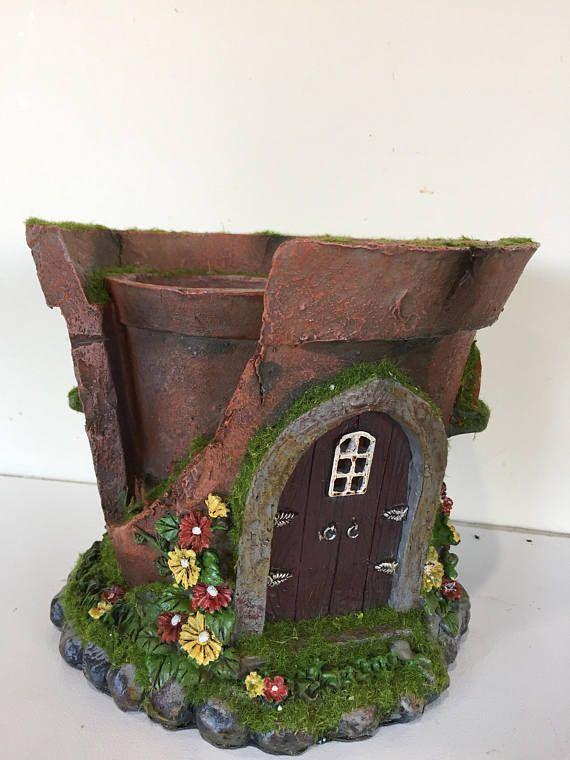 Casa de hadas de pote de Brocken