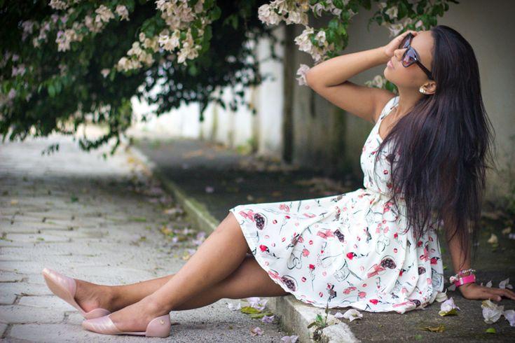 Look - Feriado, Melissa Petal - Blog da Maanuh