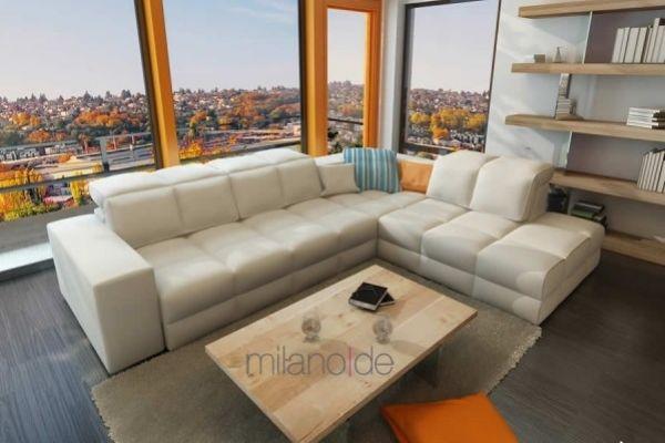 Σχεδιασμένος & κατασκευασμένος από τη Milanode, ο καναπές Leonardo θα μεταμορφώσει το καθιστικό σας & θα σας προσφέρει ατελείωτες στιγμές χαλάρωσης. Κομψός, στιβαρός και μοντέρνος θα προσφέρει το πλέον αναπαυτικό κάθισμα. Βαθύ και όρθιο κάθισμα με δυνατότητα ρύθμισης του ύψους της πλάτης με ανακλίσεις, θα σας προσφέρει την ιδανική στήριξη ανεξαρτήτως του ύψους σας.   https://www.milanode.gr/product/gr/1271/%CE%BA%CE%B1%CE%BD%CE%B1%CF%80%CE%AD%CF%82_leonardo.html   #Sofa #Καναπές #Leonardo