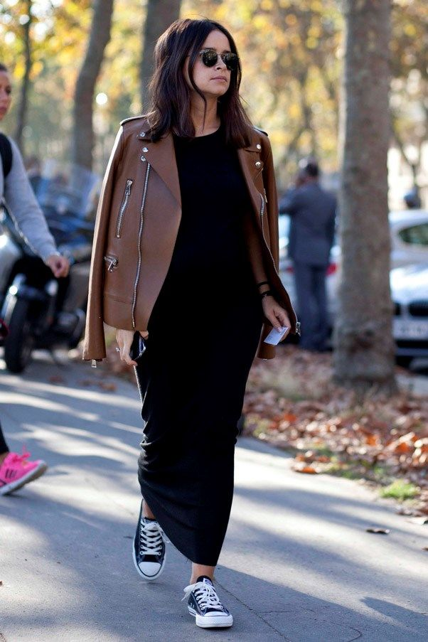 Sneakers Fashion Trend : Harper's BAZAAR