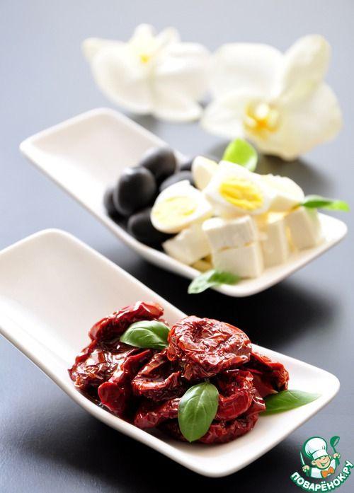 Вяленые томаты длительного хранения без холодильника 2 - кулинарный рецепт