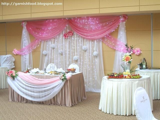 222 best images about wedding ideas on pinterest for Baby shower hall decoration