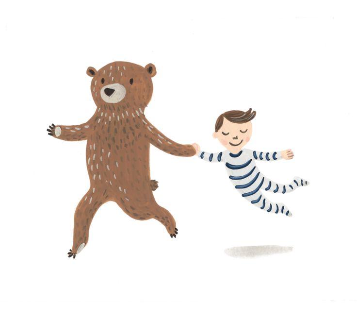 Teddy bear's dream 1