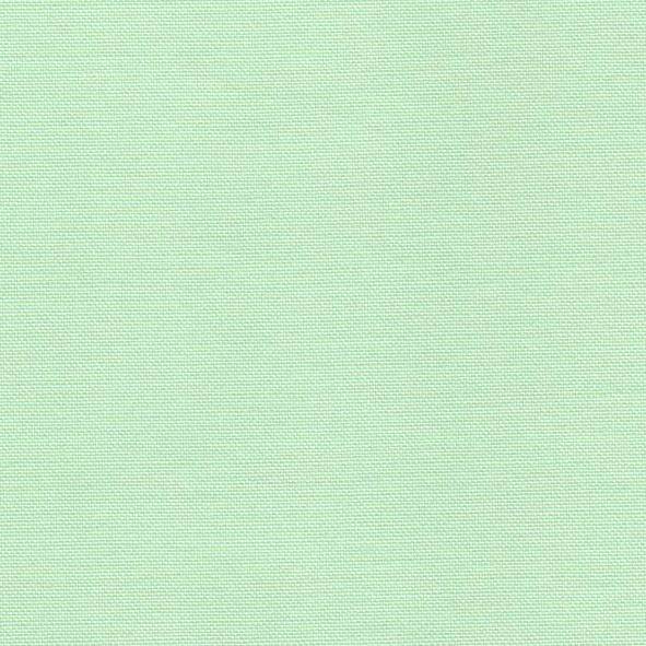 ´Color verde menta en muro lateral a cama y en frente cajones (con jaladera en blanco), MURO con bolduras blancas