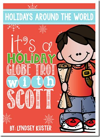 Holidays Around the World and TPT Bucks GIVEAWAY!