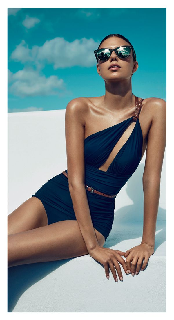 Swim, Sand, & Sun: Get summer-ready with new swim styles by Michael Kors & more.