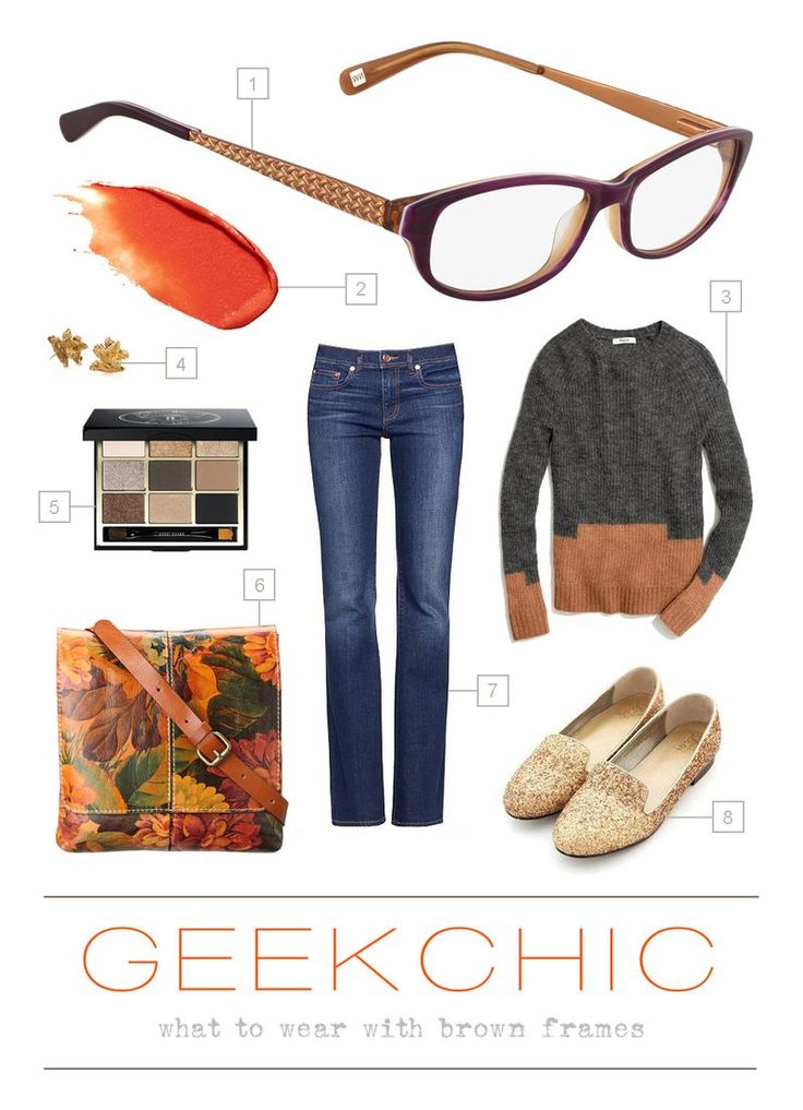 """Geek Chic Style With VSP & Nine West: Love the """"geek chic"""" look. It's really just a more wearable version of the """"hot librarian/professor"""" look; a version you could really wear to work at a library or teach a class without getting fired."""