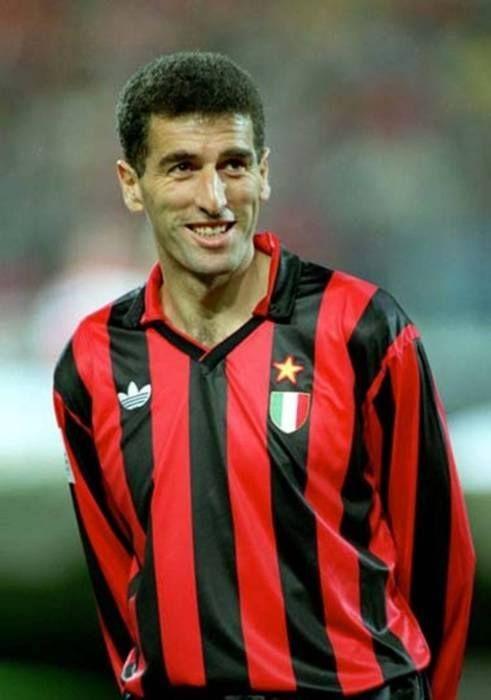Mauro Tassotti, AC Milan