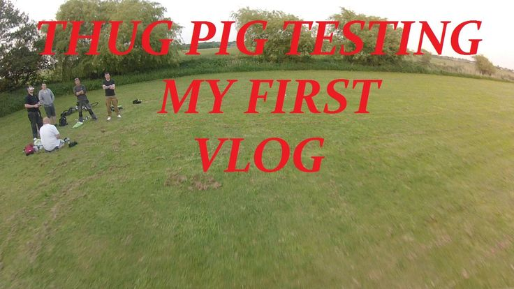 SATURDAYS - FPV - SESSION - VLOG - THUG PIG TESTING